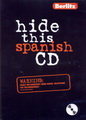 Berlitz - Hide this spanish CD