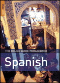 Rough Guides - Spanish Phrasebook - 2006