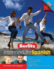 Berlitz Intermediate Spanish -  Audiobook