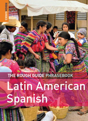 The Rough Guide Phrasebook: Latin American Spanish (audiocourse)