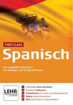 First Class Spanish