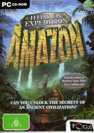 Hidden Expedition: Amazon / Секретная экспедиция. Амазонка