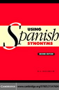 R. E. Batchelor - Using Spanish Synonyms