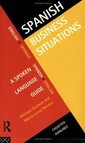 Spanish Business Situations: A Spoken Language Guide
